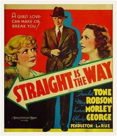 Straight Is the Way (1934)