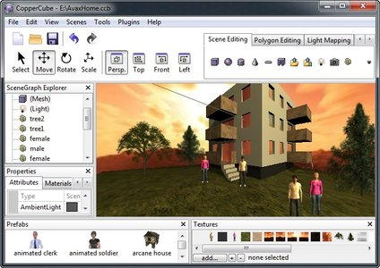 Ambiera CopperCube Professional.5.5 Multilingual