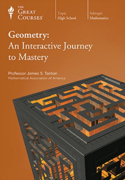 TTC Video - Geometry An Interactive Journey to Mastery (Reduced)