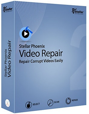 Stellar Phoenix Video Repair 2.0.0 DC.07.11.2016
