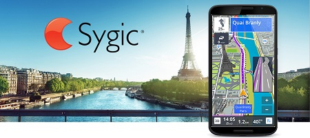 GPS Navigation & Maps Sygic v16.4.3 Full (Android)