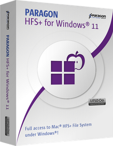 Paragon HFS+ for Windows.11.0.0.175