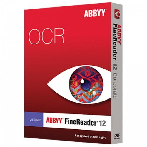 ABBYY FineReader Corporate 12.0.101.496 Multilingual