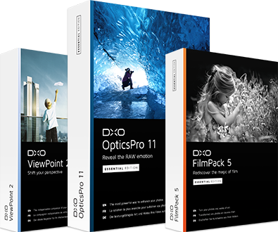 Dxo Photo Software Suite (11.2016)