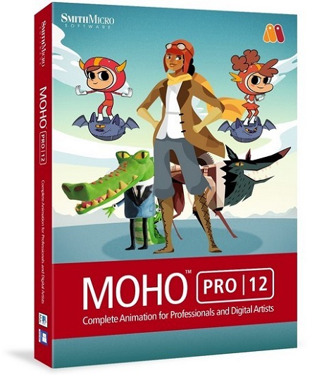 Smith Micro Moho Pro 12.2.0.21774 Multilingual