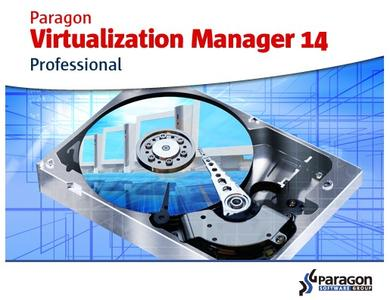 Paragon Virtualization Manager 14 Professional 10.1.21.165 (x86/x64) Portable