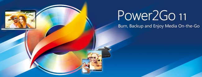 Cyberlink Power2go Deluxe v11.0.1013.0 Multilingual