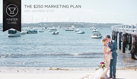 The $250 Marketing Plan with Jasmine Star