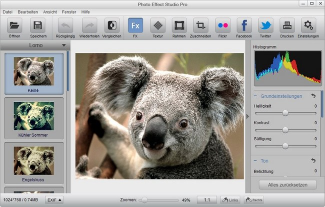 Photo Effect Studio Pro.v4.1.3 With Serif Artwork Pack