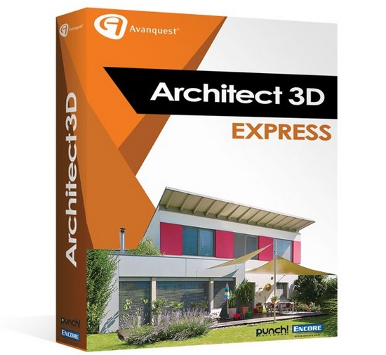 Avanquest Architecte 3D Express 2017 v19.0.1.1001
