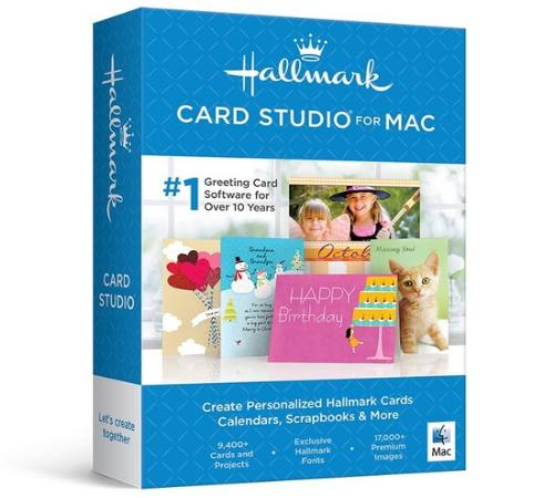 Hallmark Card Studio 2017 for Mac 4.0.0.3 MacOSX 170405