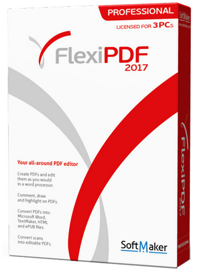 Softmaker Flexipdf 2017 Professional v1.00 (Portable)