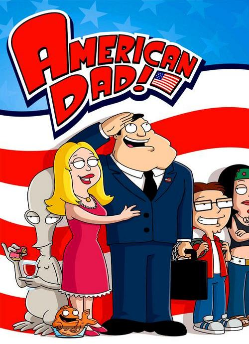 American Dad S13E04 XviD-AFG
