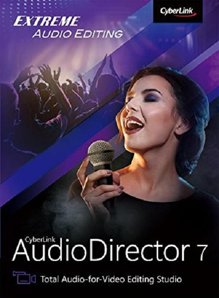 CyberLink AudioDirector Ultra 7.0.7110.0