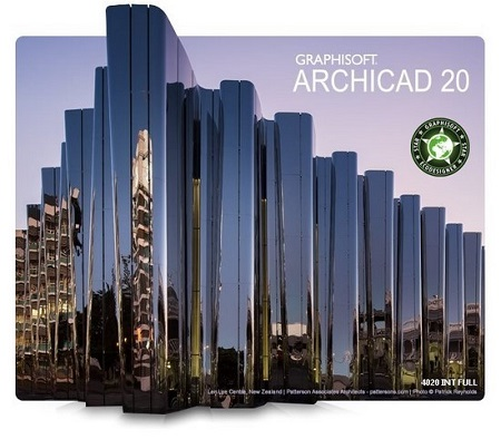 GraphiSoft ArchiCAD 20 Build 4020 (x64)