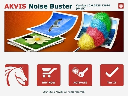 Akvis Noise Buster v10.0.2 Stand-Alone & Plugin For Adobe Photoshop (Mac OSX)
