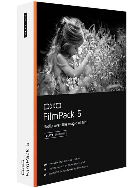 Dxo Filmpack Elite v5.5.9 Build 542 Multilingual (x64)
