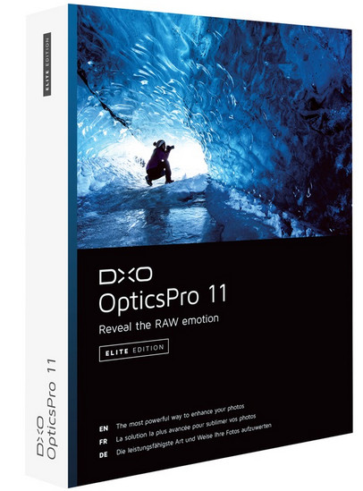 Dxo Optics Pro v11.3.0 Build 58 Elite Multilingual (Mac OSX)