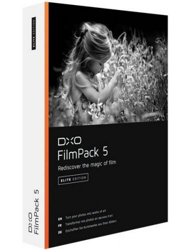 Dxo Filmpack Elite v5.5.9 Build 542 Multilingual (Mac OSX)