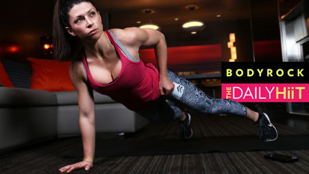 BodyRock - THE DAILY HIIT 2