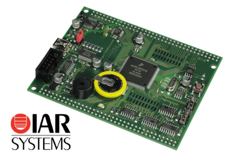 IAR Embedded Workbench for HCS12 version 4.10.1
