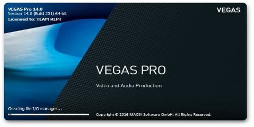 MAGIX Vegas Pro 14.0.0 Build 201 Multilingual