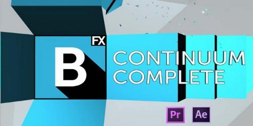Boris Continuum Complete 10.0.2 for Adobe (x64)