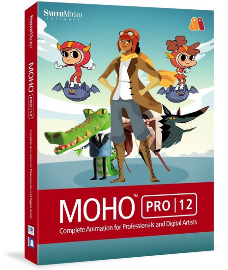 Smith Micro Moho Pro v12.2.0.21774 Multilingual (Mac OSX)