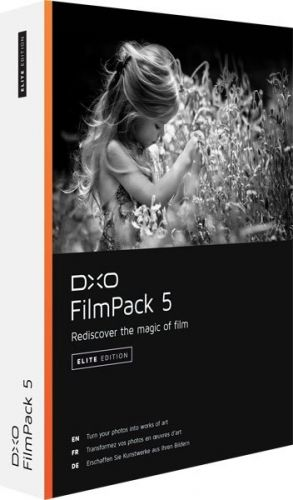 Dxo Filmpack Elite v5.5.9 Build.542 (x64) (Portable)