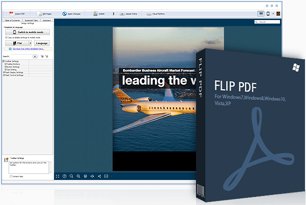 Flipbuilder Flip Pdf v4.4.6.4 Multilingual