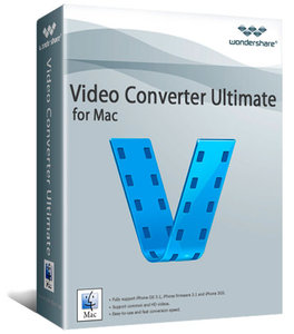 Wondershare Video Converter Ultimate for Mac 5.7.1 Multilangual (MacOSX)