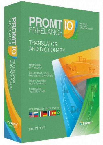 Promt Freelance v12.0 Multilingual With All Dictionaries