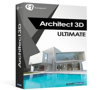 Avanquest Architect 3D Ultimate 2017 v19.0.1.1001