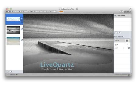 LiveQuartz Photo Edit 2.5.12 Multilingual (MacOSX)