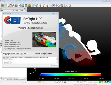 CEI EnSight 10.2.0c (Win / Linux / Mac)