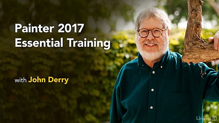 Painter 2017 Essential Training with John Derry