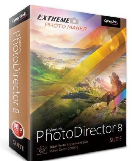 CyberLink PhotoDirector Suite 8.0.2303.0 Multilingual