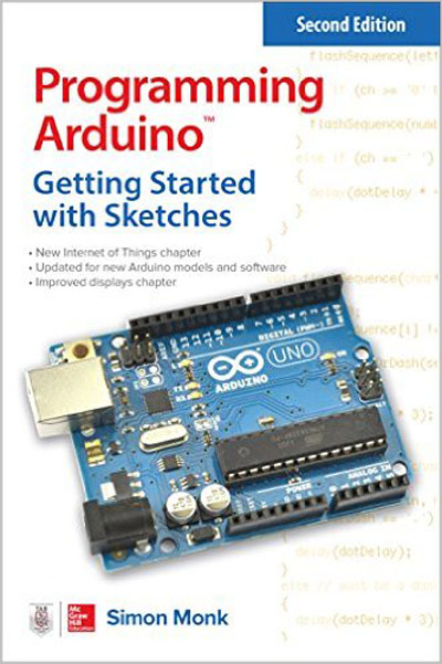 Simon Monk - Programming Arduino: Getting Started with Sketches, 2nd Edition (Tab) (EPUB)