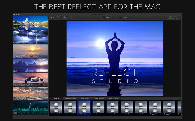 Brainfevermedia Reflect Studio v2.6 (Mac OSX)