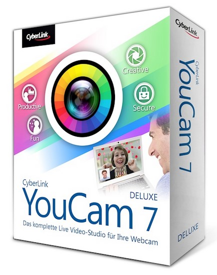 Cyberlink Youcam Deluxe v7.0.2316.0 Multilingual