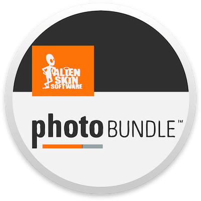 Alien Skin Software Photo Bundle Collection For Photoshop & Lightroom (Mac OSX)