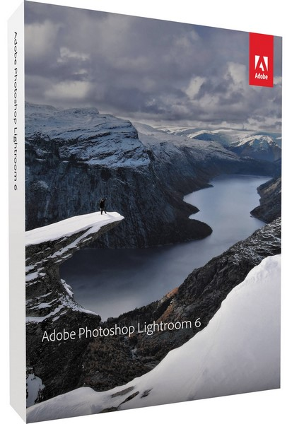 Adobe Photoshop Lightroom Cc v6.8 Multilingual (Mac OSX)