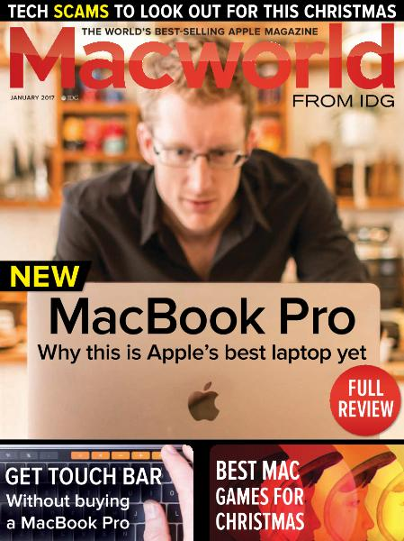 Macworld UK - January 2017