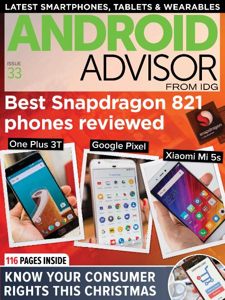 Android Advisor - Issue 33 2017