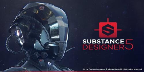 Allegorithmic Substance Designer 5.6.0.411 (x64)