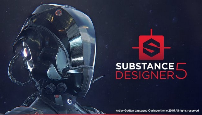 Allegorithmic Substance Designer v5.6.0.411 (x64)
