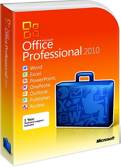 Microsoft Office 2010 Sp2 Professional Plus v14.0.7177.5000 (x64)