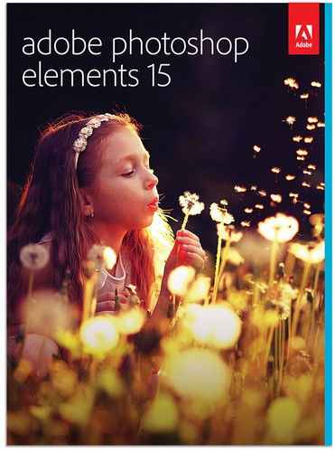 Adobe Photoshop Elements v15.2 Multilingual (Mac OSX)