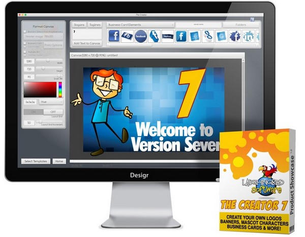 Laughingbird Software The Creator v7.2.7 (Mac OSX)