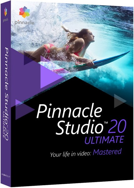 Pinnacle Studio Ultimate v20.2.0  (x86/x64) Multilingual